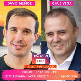 INSTAGRAM LIVE - DAVID Y CHUS