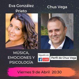 EVA GONZALEZ-FACEBOOK LIVE