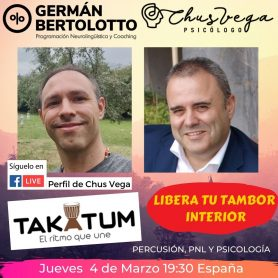 FACEBOOK LIVE CON GERMAN BERTOLOTTO